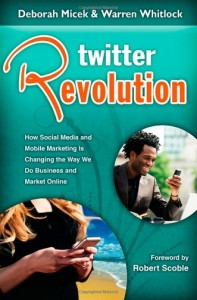 Twitter Revolution by Deborah